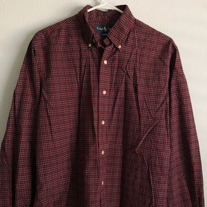 Polo by Ralph Lauren Shirts - Polo Ralph Lauren Plaid Button up